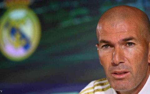 الصورة: الصورة: زيدان يؤكد أن ريال مدريد بحاجة إلى نجوم جدد