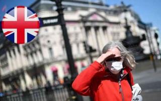الصورة: الصورة: بريطانيا تسجل رقماً قياسياً جديداً بإصابات كورونا