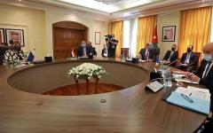 الصورة: الصورة: الإمارات ترحب بدعوة اجتماع عمّان الرباعي لتفعيل عملية السلام