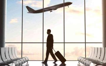 الصورة: الصورة: الإصابة بـ«كورونا» خلال السفر بالطائرة احتمال ضئيل