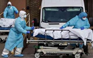 الصورة: الصورة: نيويورك تسجل أكثر من ألف إصابة بكورونا لأول مرة منذ يونيو