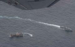 الصورة: الصورة: أرض المواجهة الأمريكية الصينية تتسع في المحيطات