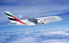 الصورة: الصورة: «طيران الإمارات» نموذج للفخامة والخدمات الراقية