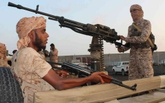 الصورة: الصورة: واشنطن تدرس جدياً تصنيف ميليشيا الحوثي تنظيماً إرهابياً