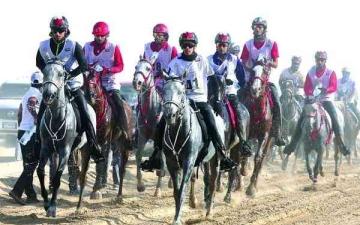 الصورة: الصورة: اتحاد الإمارات للفروسية والسباق يستنكر قرار الاتحاد الدولي بإيقاف النشاط