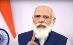 الصورة: الصورة: رئيس وزراء الهند: سنساعد العالم على إنتاج لقاح كورونا