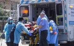 الصورة: الصورة: نيويورك تتخطى ألف إصابة بكورونا في يوم واحد