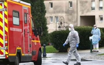 الصورة: الصورة: تحذيرات في فرنسا من انهيار النظام الصحي أمام موجة كورونا الثانية