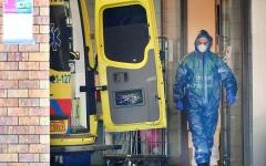 الصورة: الصورة: هولندا تسجل أعلى قفزة يومية بإصابات كورونا