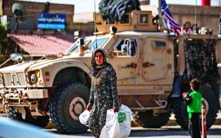 الصورة: الصورة: أطراف الحرب السورية تترقب الانتخابات الأمريكية