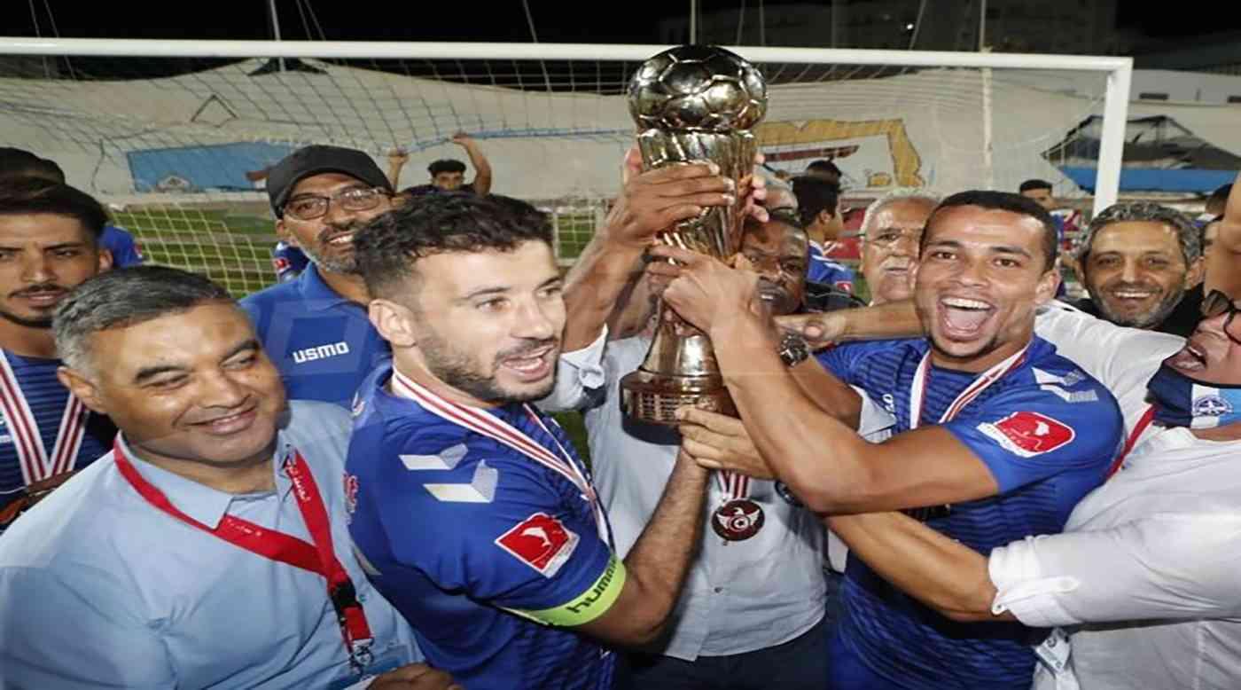 """المنستيري يتوّج بكأس تونس للمرة الأولى بـ """"ثنائية"""" في الترجي - الرياضي - ملاعب عربية - البيان"""