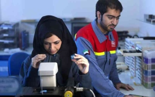 7.38 ملايين أعداد المشتغلين في الإمارات بنمو %2.3