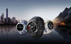 """الصورة: الصورة: """"هونر"""" تكشف عن ساعتها الذكية الجديدة """"ووتش جي إس برو"""""""