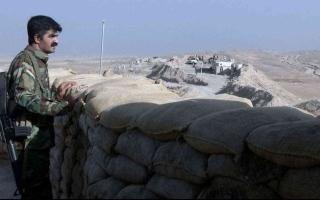 3 صواريخ تستهدف متمردين أكراداً إيرانيين في مكان غير بعيد عن القوات الأمريكية