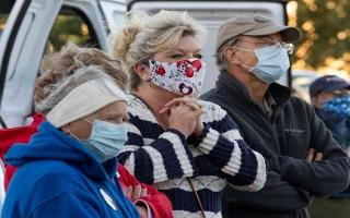 إصابات كورونا في أمريكا تصل إلى 7.19 مليون