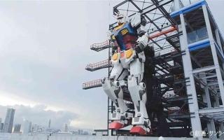 الصورة: الصورة: شاهد.. أكبر رجل آلي في العالم