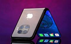 الصورة: الصورة: آبل تطور هواتف قابلة للطي بميزات غير مسبوقة