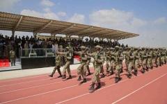 الصورة: الصورة: قاعدة عسكرية تركية في الصومال