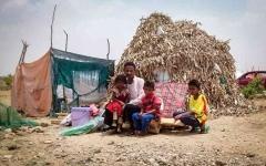 الصورة: الصورة: تصعيد الحوثيين يرفع وتيرة النزوح