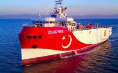 """الصورة: الصورة: الاتحاد الأوروبي يدين استفزاز أنقرة ويلوح بـ""""عقوبات جاهزة"""""""