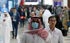 الصورة: الصورة: ارتفاع في إصابات كورونا بالسعودية وتسجيل 19 وفاة