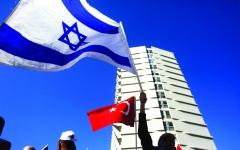 الصورة: الصورة: ازدواجية المواقف.. كيف خلخلت تركيا حل الدولتين؟