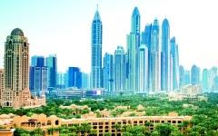 الصورة: الصورة: الإمارات مع كبار العالم بالنشاط الاستثماري 2021