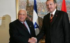 الصورة: الصورة: ازدواجية تركيا دعم بلا حدود لإسرائيل وانتقاد للآخرين