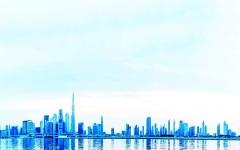 الصورة: الصورة: دبي تعزز مكانتها حاضنة عالمية للعاملين عن بُعد