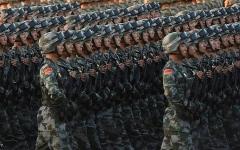 الصورة: الصورة: الرئيس الصيني يدعو جيشه إلى الاستعداد للحرب
