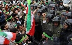"""الصورة: الصورة: تسريبات هيلاري.. كيف أحبطت واشنطن """"الثورة الخضراء"""" بإيران؟"""