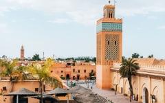 الصورة: الصورة: المغرب تستعد لإقامة أول صلاة جمعة منذ انتشار الجائحة