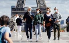 الصورة: الصورة: فرنسا تتخطى عتبة 25 ألف إصابة جديدة بكورونا خلال 24 ساعة
