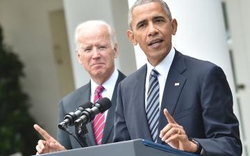 الصورة: الصورة: أوباما سيدعم جو بايدن ميدانيا الأسبوع المقبل