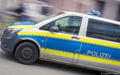 الصورة: الصورة: الشرطة تغلق شوارع في برلين عقب رصد شخص يحمل بندقية