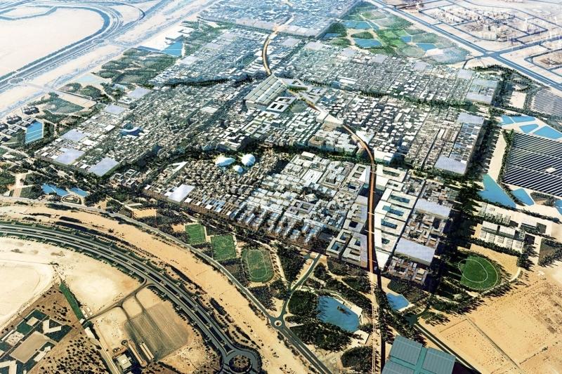 الصورة : تصميم المدن لتصبح أكثر مقدرة على مواكبة المستقبل | أرشيفية
