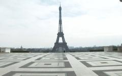 الصورة: الصورة: باريس تحظر التجول ليلاً إثر تفشي كورونا