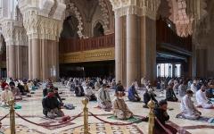 الصورة: الصورة: المغرب يسجل 2721 إصابة جديدة بكورونا و50 وفاة