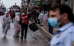 الصورة: الصورة: سوريا تسجل 44 إصابة جديدة بكورونا و3 وفيات