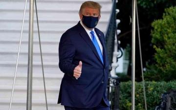 الصورة: الصورة: ترامب سيخضع لفحص كورونا قبل المناظرة المقبلة