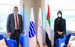 الصورة: الصورة: الإمارات: التزامنا راسخ تجاه الشعب الفلسطيني