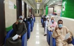 الصورة: الصورة: مصر تسجل 123 إصابة جديدة بكورونا و10 وفيات