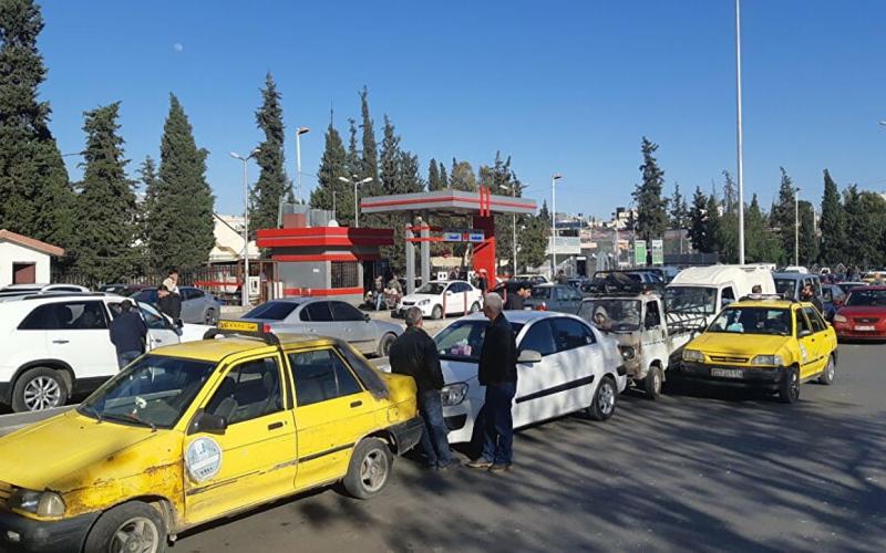 الصورة: الصورة: الحكومة السورية ترفع سعري البنزين والديزل