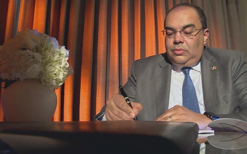 الصورة: الصورة: انتخاب المصري محمود محيي الدين مديراً تنفيذياً لصندوق النقد الدولي