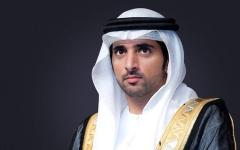 """الصورة: الصورة: حمدان بن محمد: أدعوكم جميعاً للمشاركة في """"تحدّي دبي للياقة 2020"""""""