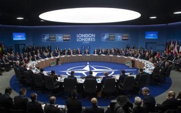الصورة: الصورة: «الناتو» يتطلع لقمة مبكرة.. إذا فاز بايدن