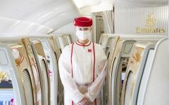 الصورة: الصورة: طيران الإمارات أفضل ناقلة عالمية ضمن جوائز بيزنس ترافلر 2020