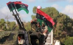 الصورة: الصورة: الجيش الليبي: اجتماعات جنيف تبحث إخراج المرتزقة من البلاد