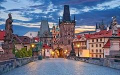 الصورة: الصورة: التشيك تفرض إغلاقا على مستوى البلاد بسبب كورونا