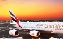 الصورة: الصورة: الإمارات أفضل ناقلة عالمية من «بيزنس ترافلر»